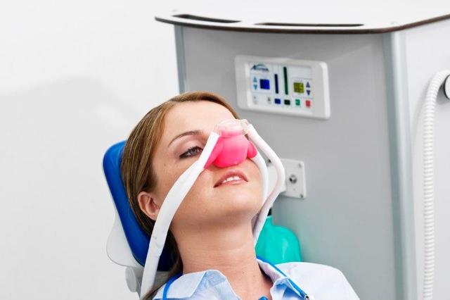 lachgasbehandlung beim zahnarzt