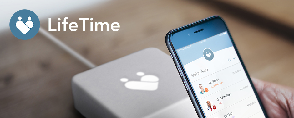 Die LifeTime App